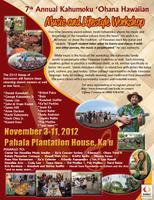 Kahumoku Ohana Hawaiian Music & Lifestyles Workshop -...