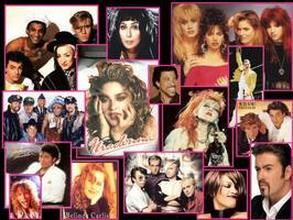 ****Let's Celebrate At The Totally AWESOME 80's Dance...