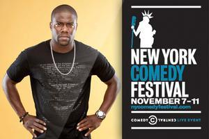 KEVIN HART ... LET ME EXPLAIN.. NYC COMEDY FESTIVAL