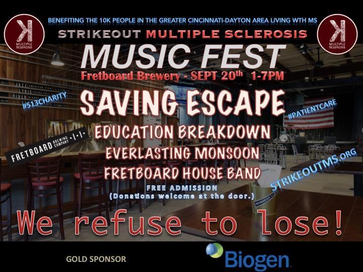 Strikeout MS Music Fest