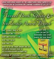13th Annual Book Signing and Scholarship Award Brunch