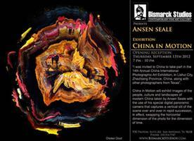 "Ansen Seale: ""China in Motion"""