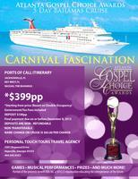 Gospel Choice Awards Cruise 2013