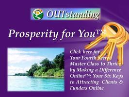 OUTstanding Prosperity for You: All Four Secrets