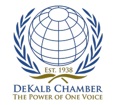 DeKalb Chamber of Commerce logo