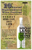 2013 Highlandtown Wine Festival