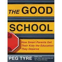 A Conversation with Peg Tyre