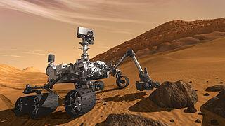 Mars Science Laboratory Landing Party