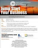 Jump Start Your Business: Connecting Small Businesses