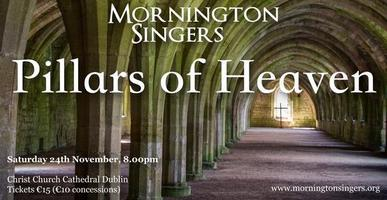 Pillars of Heaven - Mornington Singers Concert