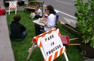 Harrisonburg Parklet Project