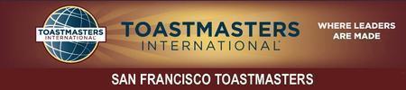 SF Toastmasters Meeting 07/18