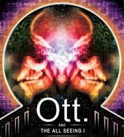::OTT & THE ALL SEEING I (Live Band) w/ GOVINDA //...