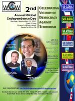 THE 2ND ANNUAL GLOBAL INDEPENDENCE DAY