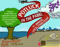 Potluck in the Park - 1st Annual Local Food Feast!