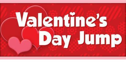 Valentine's Day Jump