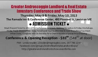Greater Androscoggin Landlord & Real Estate Investors...