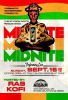 MIDNITE in Concert