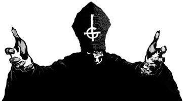 Ghost BC Art Gallery + Infestissumam Album Signing