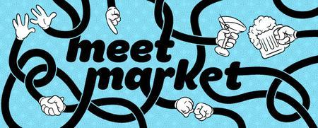Meet|Market :: Design Trivia Night