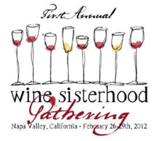 First Annual Wine Sisterhood Gathering