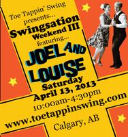Swingsation Weekend III with Joel and Louise Schwarz