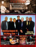 Caribe Vibe – Salsa Dance Band at MANTRA Glenwood South