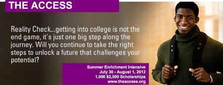 The Access Summer Enrichment Intensive [International...
