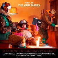 SILBERSALZ Film: The Odd Family: Zombie on Sale /...