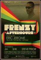 Frenzy Avalon Afterhours featuring: Eric Jerome |...