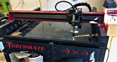 CNC Plasma Table Workshop