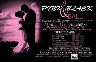 The Pink & Black Ball 2012