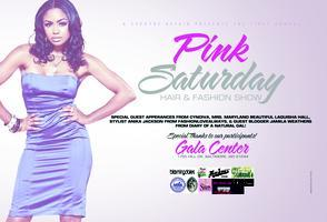 Pink Saturday: Hair & Fashion Show