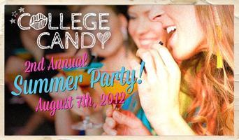 2nd Annual CollegeCandy Summer Party