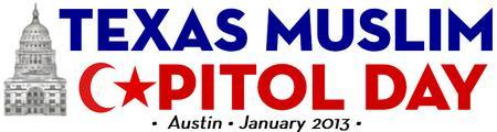 Texas Muslim Capitol Day - January 2013