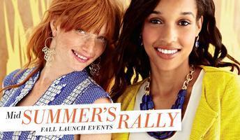 Stella & Dot MidSummer's Rally in Lafayette, LA