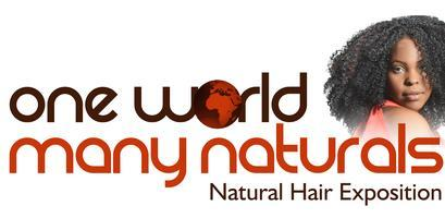 One World, Many Naturals Hair Exposition