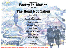 Eve Brandstein's Poetry in Motion: The Road Not Taken