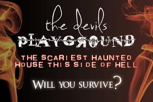 """The Devils Playground"" Haunted House   (San Marcos,..."
