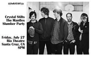 (((folkYEAH!)))  Presents in Santa Cruz, CA  Crystal...