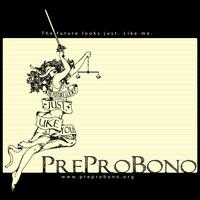 PreProBono Saturday Guest Speaker