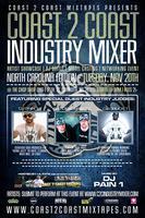 Coast 2 Coast Music Industry Mixer | North Carolina Edition...