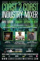 Coast 2 Coast Music Industry Mixer | DMV Edition - 9/16/12