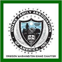 Doane Family Reunion - Oregon, Washington, Idaho