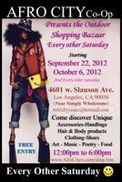 Afro City Shopping Bazaar