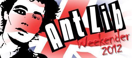 Ant Lib Weekender - Adam & the Ants Celebration &...
