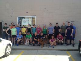 CrossFit Cleveland Super Sweet Outdoor Workout & Paleo...