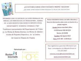 Virginia Hispanic Chamber of Commerce presenta:...