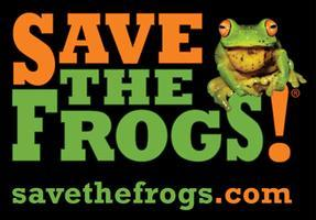 SAVE THE FROGS! Holiday Party