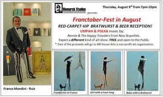 Franco Mondini-Ruiz 'Franctober Fest in August'